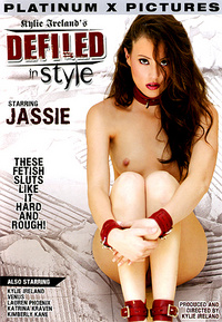 Kylie ireland 17 defiled in style - 1 1
